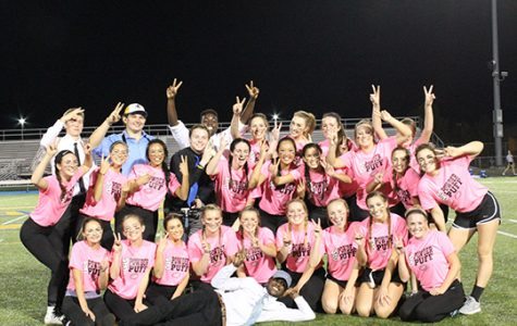 Powderpuff tackles MDA