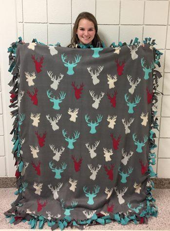 Tie Blanket DIY