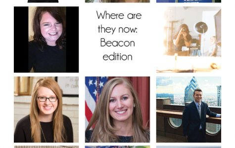 Where are they now: Beacon Edition