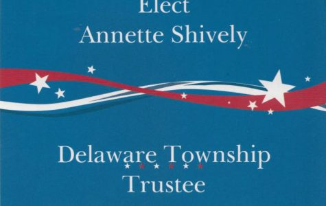 Elect Annette Shively – Delaware Township Trustee
