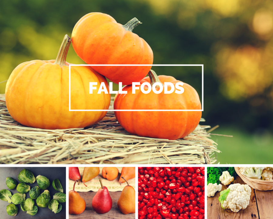 Fall foods review
