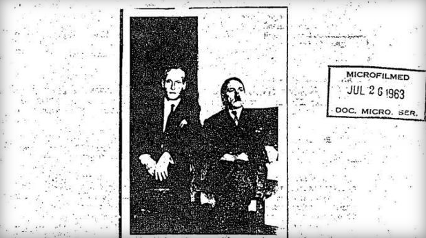 CIA documents suggest Hitler's escape after World War II