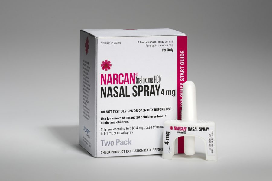 The cost of Narcan compared to the cost of cancer