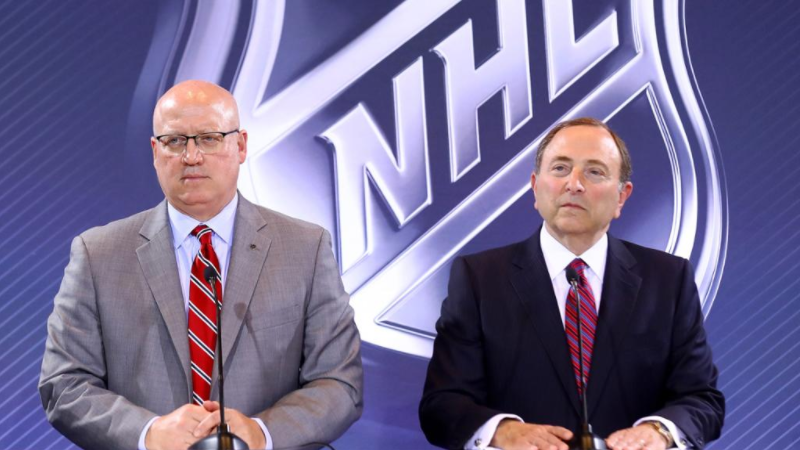 NHL not to participate in Winter Olympics