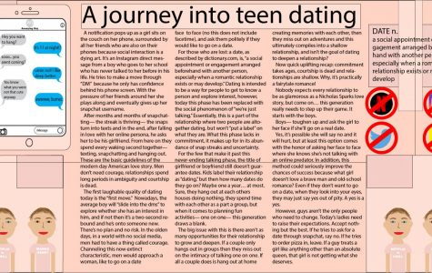 A journey into teen dating culture