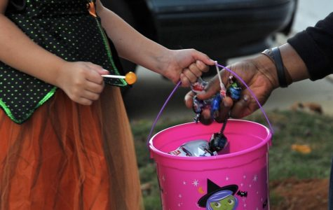 High schoolers are too old to go trick-or-treating