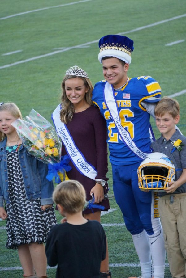 What homecoming court couple are you?