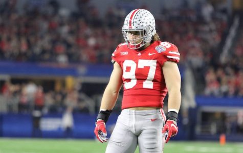 Nick Bosa moves forward to NFL