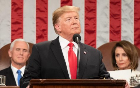 President Trump's address includes no shutdown