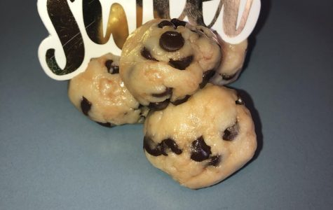 Desserts for you and only you: edible cookie dough