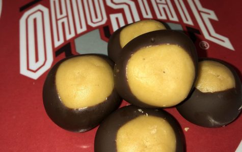 Desserts for you and only you: buckeyes
