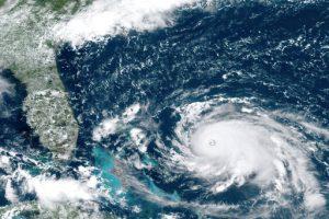 Dorian lashes U.S, Bahamas
