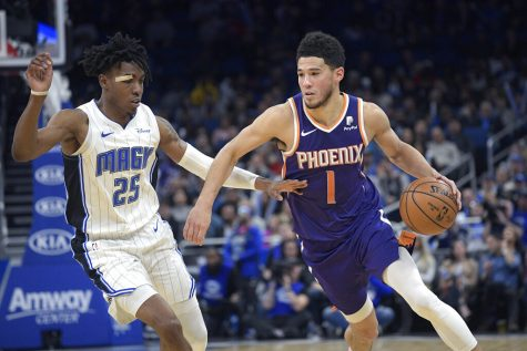 Phoenix Suns surprise story of NBA