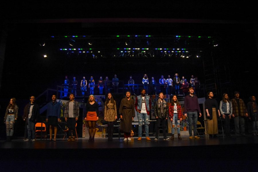 Olentangy performs 'Rent' musical