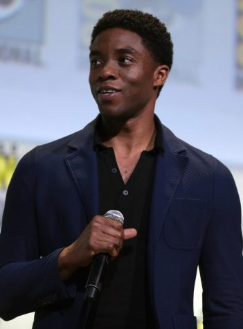 Chadwick Boseman shocks world