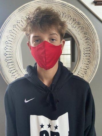 Masks around Olentangy